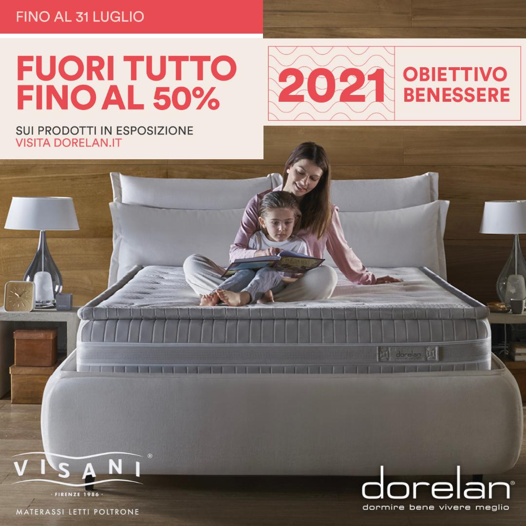 Promozioni E Offerte Firenze Visani Centro Dorelan